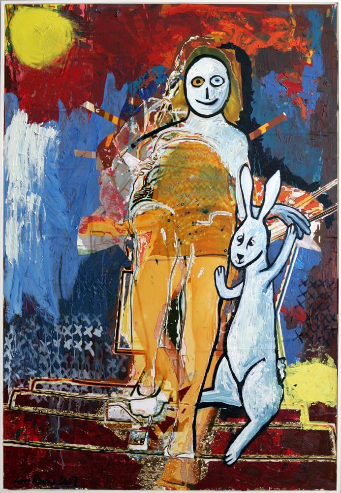 Kaninen, Kvinden og#61770CE